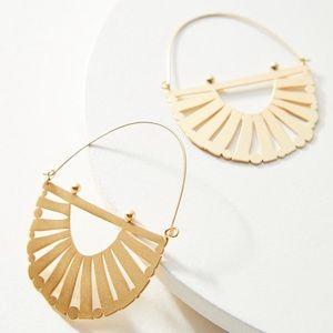 🔥NEW!🔥 Anthropologie Sun Drop Earrings